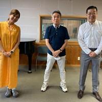 来週のゲストはオオムラサキ研究 林太郎さん:画像