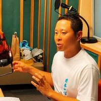 運命のオオムラサキ!:画像