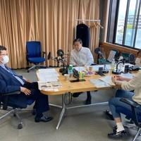 渡邊直人社長にお越しいただきました!:画像
