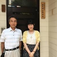 7/8(月)ラジオカーリポート① 油天神山保存会さん:画像