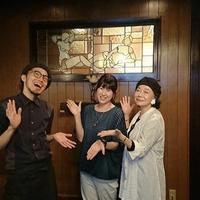 7/22(月)ラジオカーリポートは、祇園喫茶カトレヤさん:画像