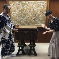 7/15(月)ラジオカーリポート① 鷹山保存会さん:画像