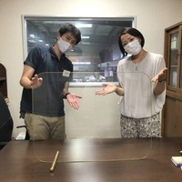 7月8日 ラジオカーリポート②:画像