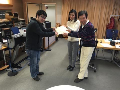 AD内山 おつかれさん卒業!