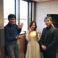 ♪今日のゲストはピアニスト 松尾優さん♪:画像