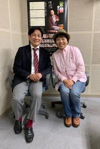 桂米團治さん / 女優 藤山直美さん
