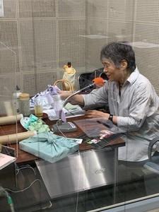 ふろしき研究会 代表 森田 知都子(ちづこ)さん