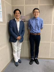 桂米團治と細川周平さん