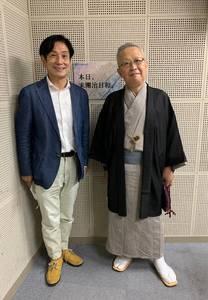 山鉾連合会理事長木村幾次郎さん
