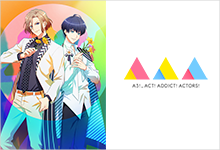 「A3!(エースリー)」SEASON AUTUMN & WINTER