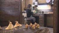 ぬくもりを伝える陶人形(1)