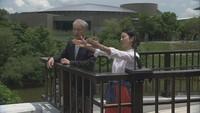 琵琶湖と人に出会う(2)