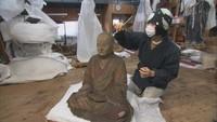 国宝根本中堂大改修(8) ~仏像と向き合う~