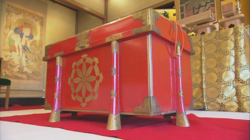 比叡山の勅封唐櫃と大遠忌