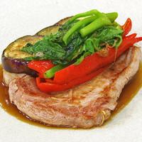 豚のスパイシー生姜焼き:画像