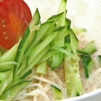 韓国の代表的な夏の麺